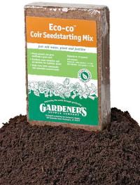 gardeners Coir Seed Mix 200