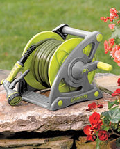 Make your watering Wonderful with this Compact Hose and Reel Set