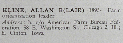 Allan_Blair_Kline_Bio